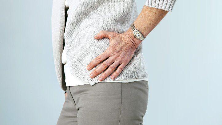 hip pain
